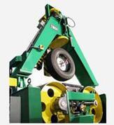 轮胎机械如何实现轮胎的成型
