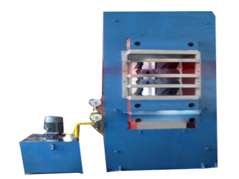 4层框式硫化机