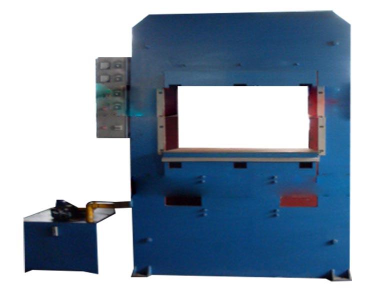 315t手动推拉模框式平板硫化机