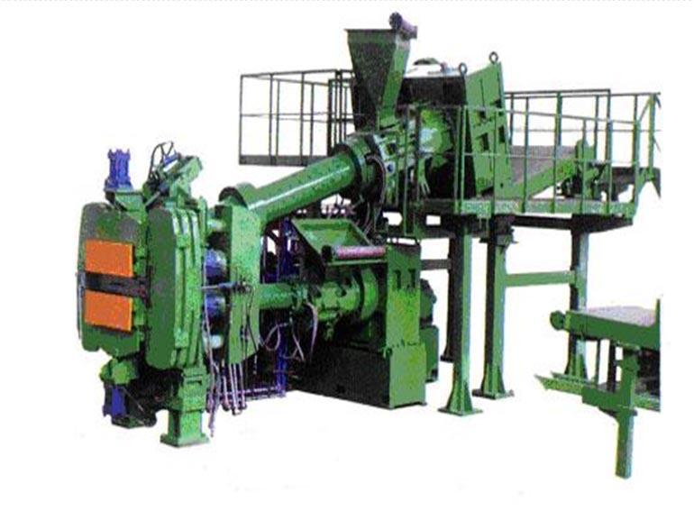 桂林合众国际橡塑机械两复合挤出机组