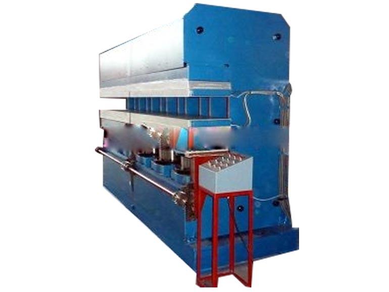鄂式平板硫化机