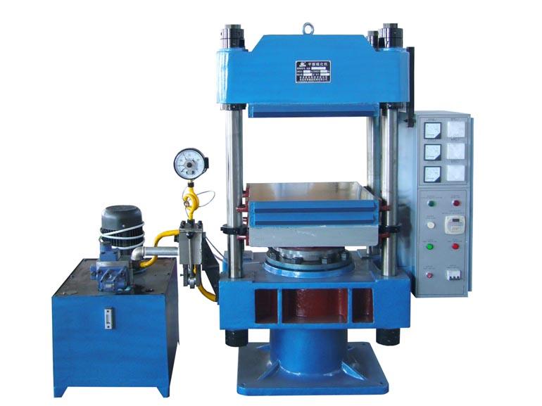 青岛嘉瑞橡胶机械普通柱式平板硫化机