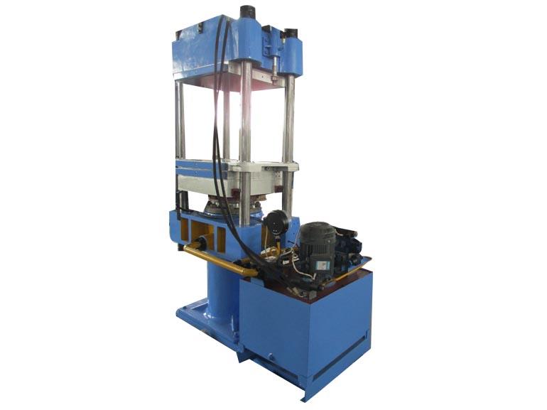 青岛嘉瑞橡胶机械中热板自动提升硫化机