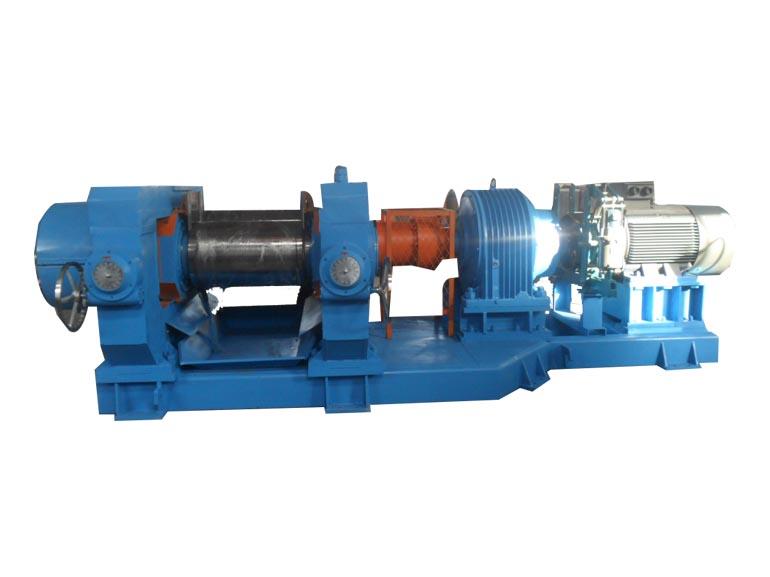 青岛嘉瑞橡胶机械480精炼机