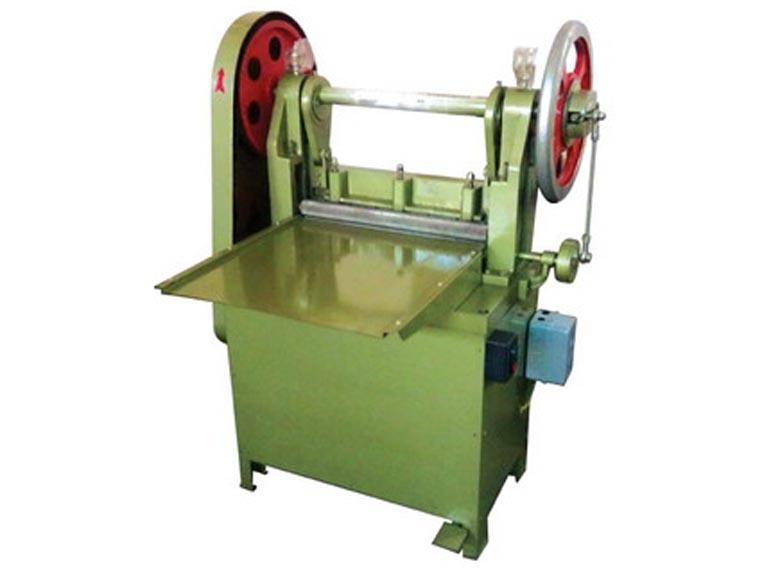 江阴市长泾富舜橡塑Q600A橡胶切条机(机械型)