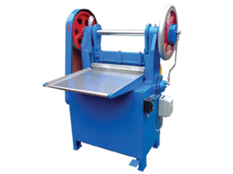 江阴市长泾富舜橡塑Q600B橡胶切条机(机械型)