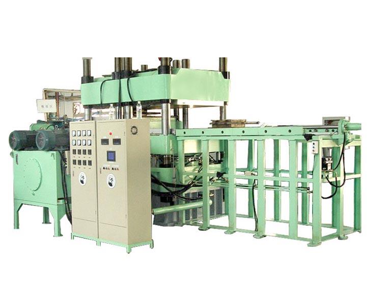 泉州金鹰机械GHL-1200吨平板式橡胶硫化机