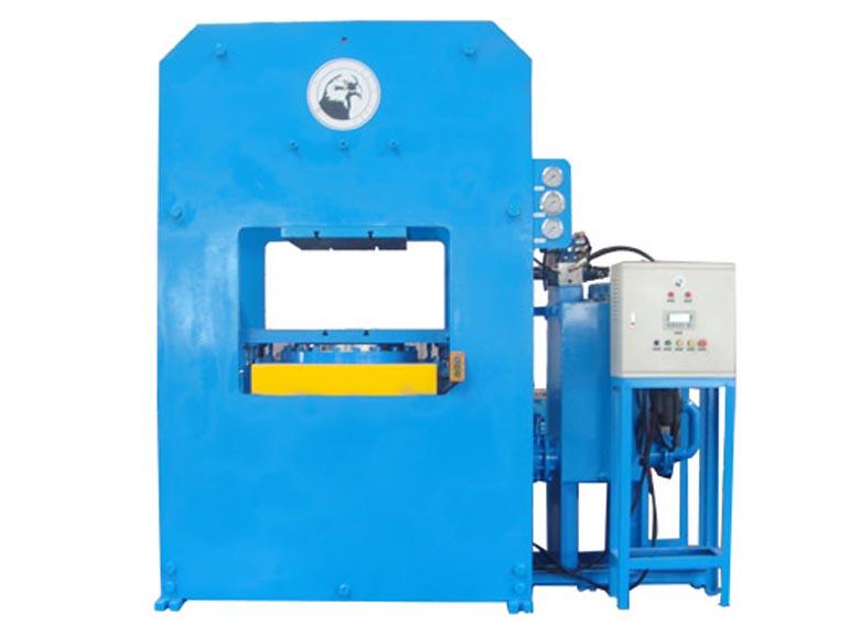 泉州金鹰机械GHY-650T框板式冷压机