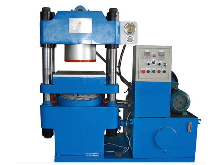 泉州金鹰机械GHY-160T平板硫化机