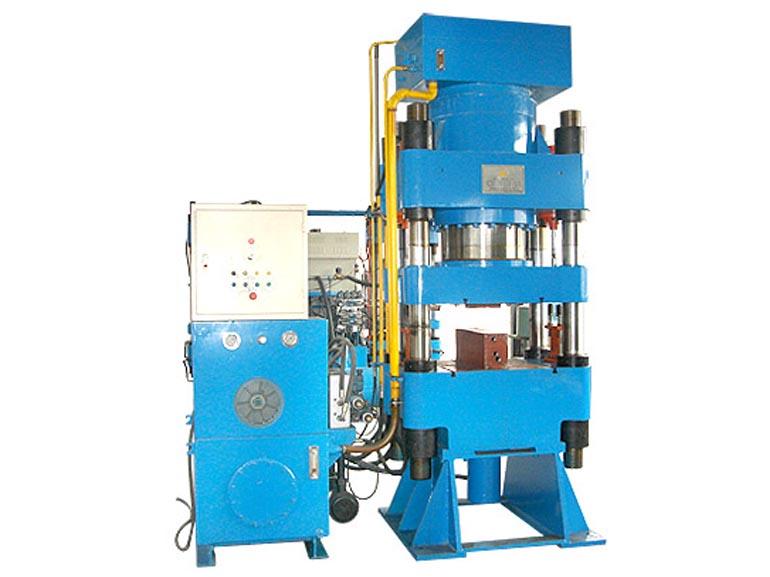 泉州金鹰机械GHY-400T四柱式冷压机