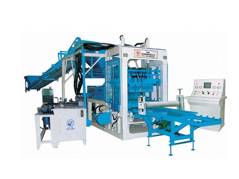 泉州金鹰机械GHTY9-15全自动砌块成型机