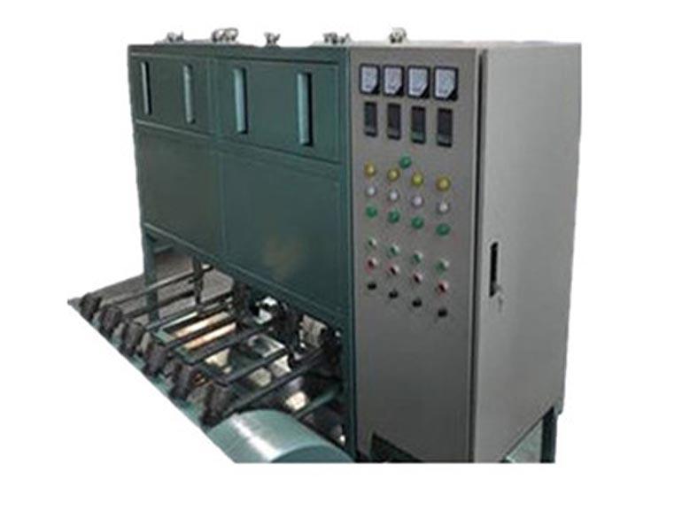 青岛科技大学橡胶工业用热油循环恒温控制系统