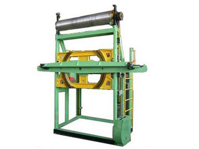 青岛科高橡塑机械XLC-1500纤维帘布立式裁断机