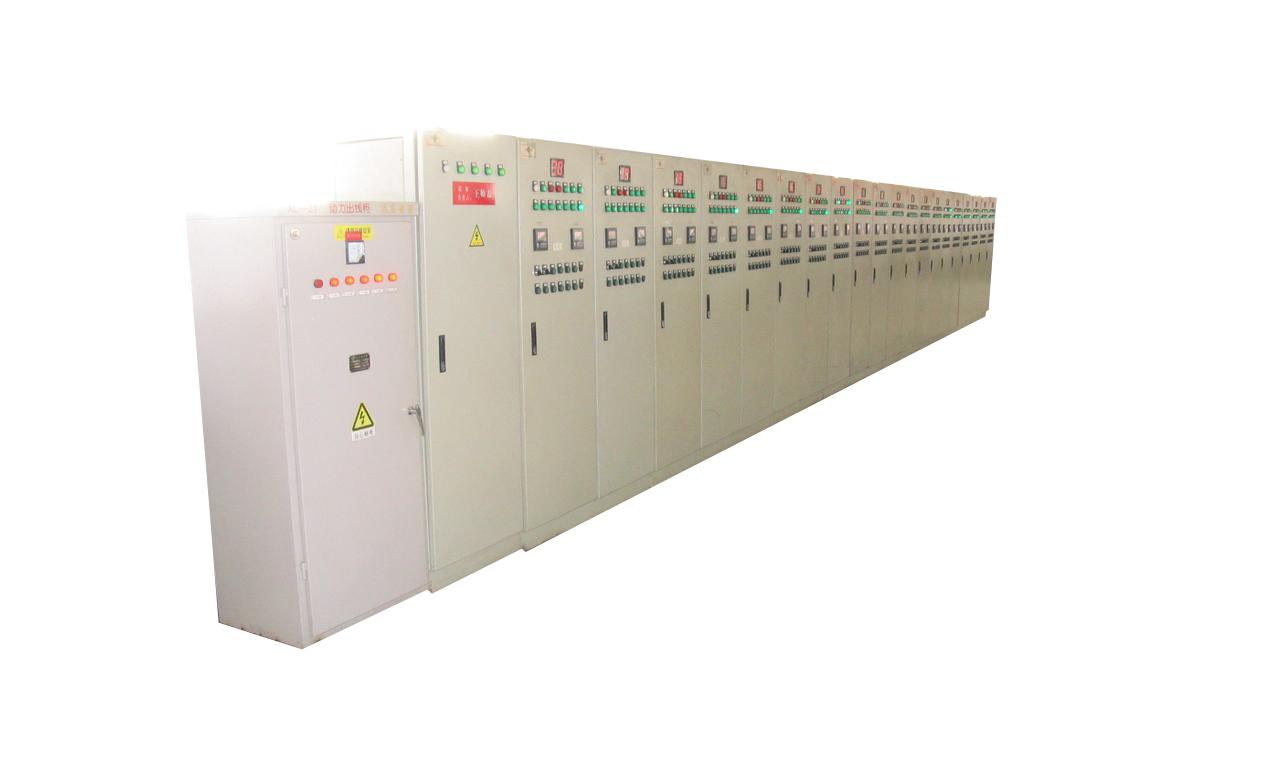 青岛科高橡塑机械硫化群控系统