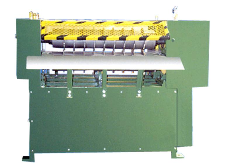 青岛科高橡塑机械胶片多刀纵裁机