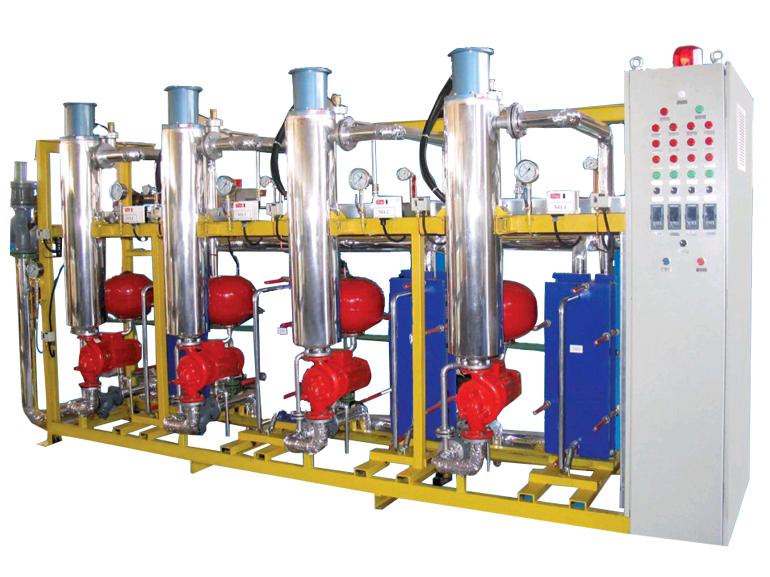 青岛科高橡塑机械智能温控装置
