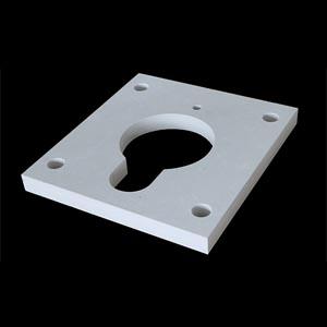 常州创世复合材料橡胶注射机隔热板FH-3D