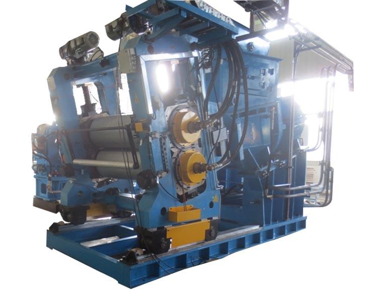桂林合众国际橡塑机械XJY系列双螺杆挤出压片机