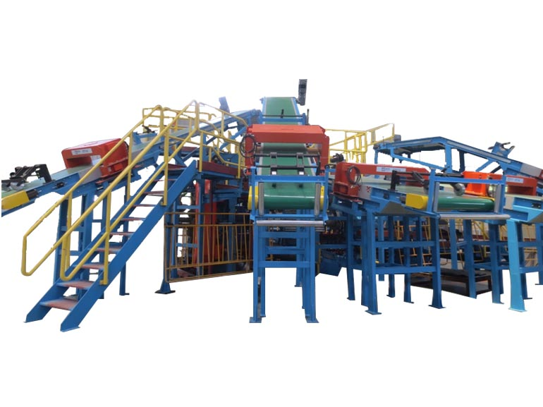 桂林合众国际橡塑机械复合挤出机组