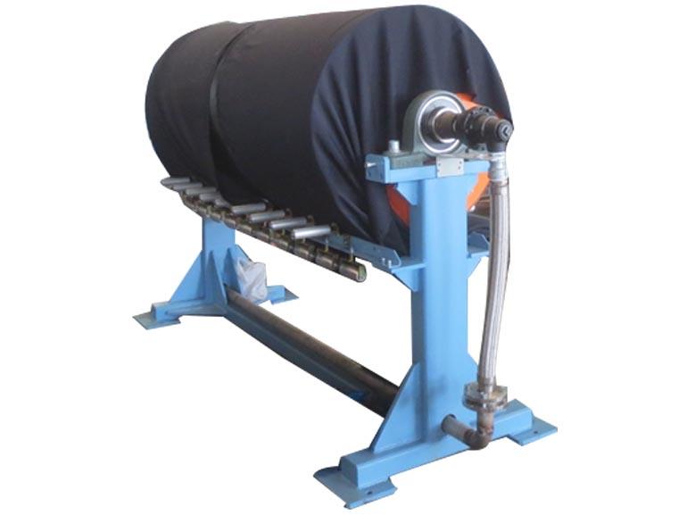 桂林合众国际橡塑机械工程胎缠绕生产线