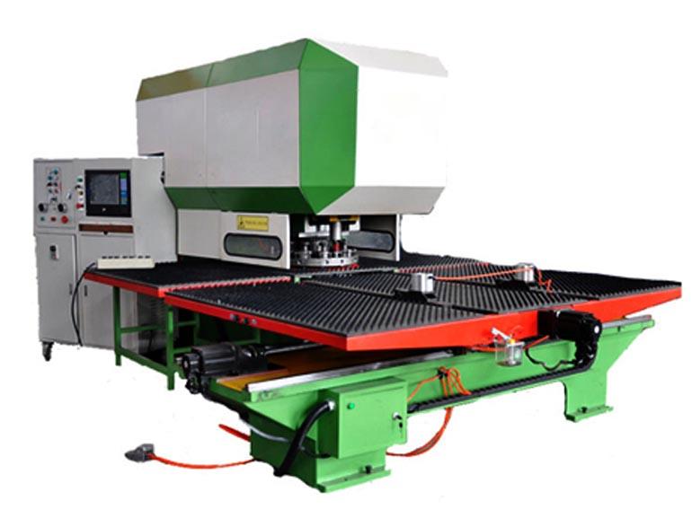 青岛科力达机械12工位太阳能机械式全自动数控冲床