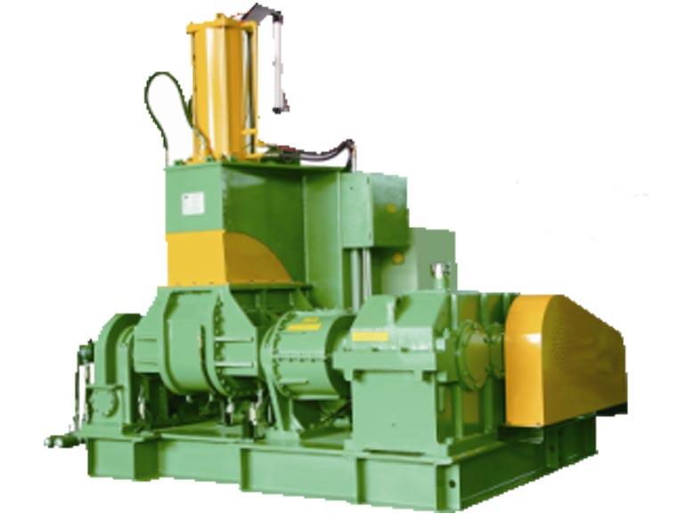 晋江山水橡塑机械95L加压式密炼机