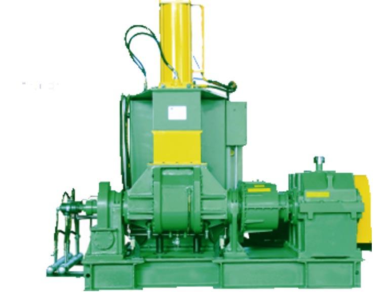 晋江山水橡塑机械55/35加压式密炼机