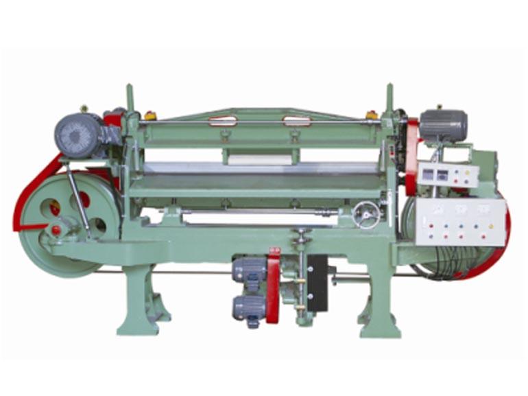 晋江山水橡塑机械开片机