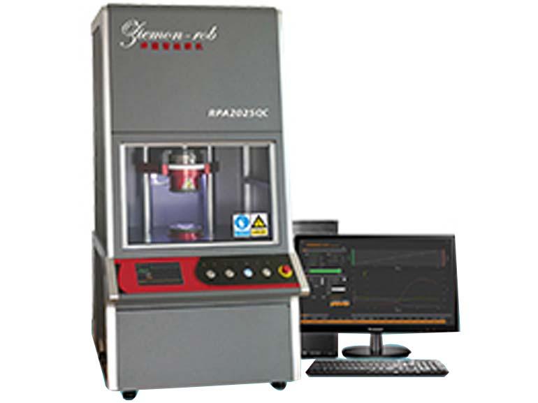 质检型橡胶加工分析仪