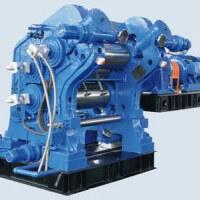 亚西橡塑机器 三辊压延机