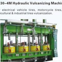 洪海机械 DH30-4M液压硫化机