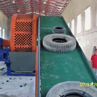 运通环保 废旧轮胎回收设备 全自动废轮胎胶粉生产线