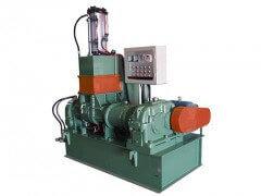 胶料在密炼机中所受的机械作用