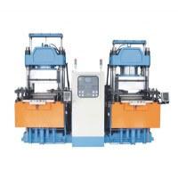 华泰机械 XLB-V系列抽真空平板硫化机2