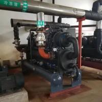 汇贤温控小型工业螺杆式冷水机