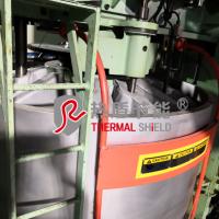 淄博热盾软控硫化机隔热套