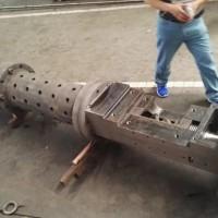 精制机械D250橡胶机筒