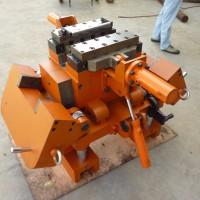 精制机械D250液压式橡胶500胶片机头