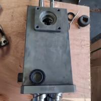 精制机械橡胶复原机筒(平双排气装置)
