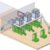 正将自动化连续密炼生产线