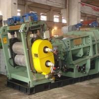 桂林君威T9双螺杆挤出压片机(密炼机下辅机)