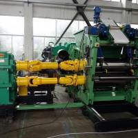 桂林君威T7双螺杆挤出压片机(密炼机下辅机)