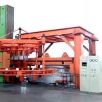 天华智能工程巨胎巨型工程胎液压式硫化机