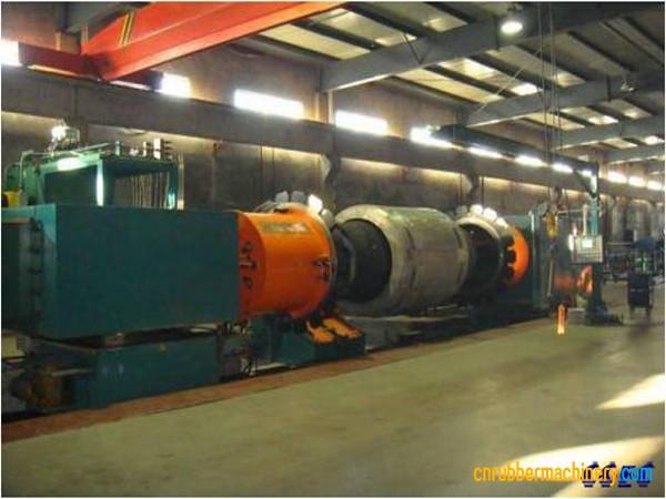 CGEC 工程子午轮胎两次法成型机