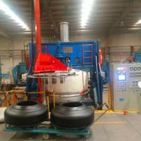 方圆达机械平移式轮胎硫化机