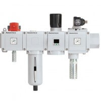 AVENTICS™ 安沃驰 653 系列过滤器、调压器和润滑器