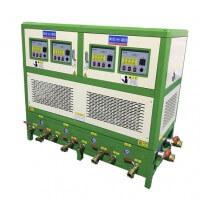 四机一体模温机密炼机辅机宁波厂家出售橡胶生产恒温机