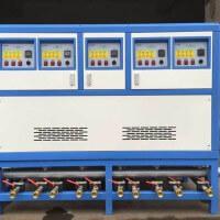 五机一体模温机配套橡胶辅机宁波生产橡胶生产恒温机